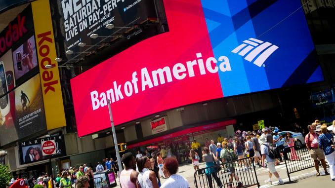 Уоррен Баффет скупает акции Bank of America