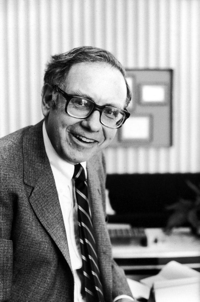 Уоррен Баффет в 1980 году